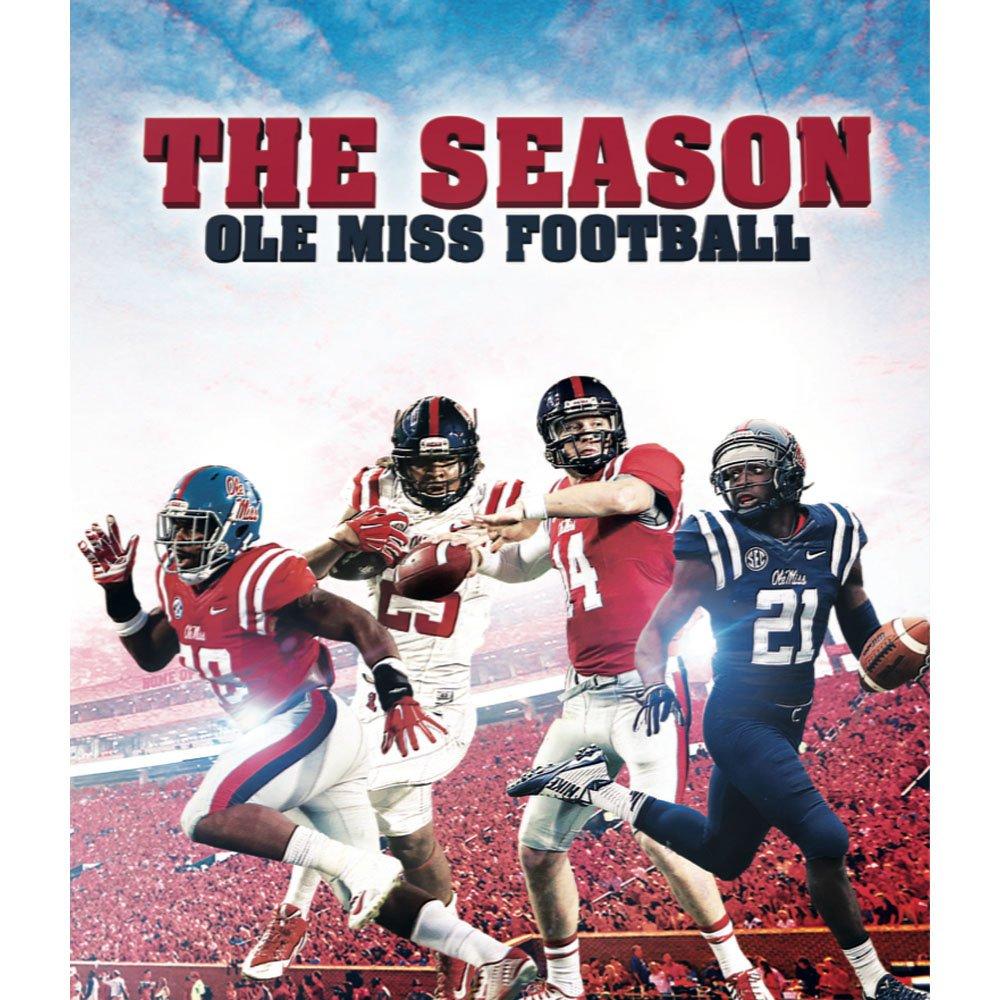 The Season: Ole Miss Football Al Tucson Mall sold out. 2014