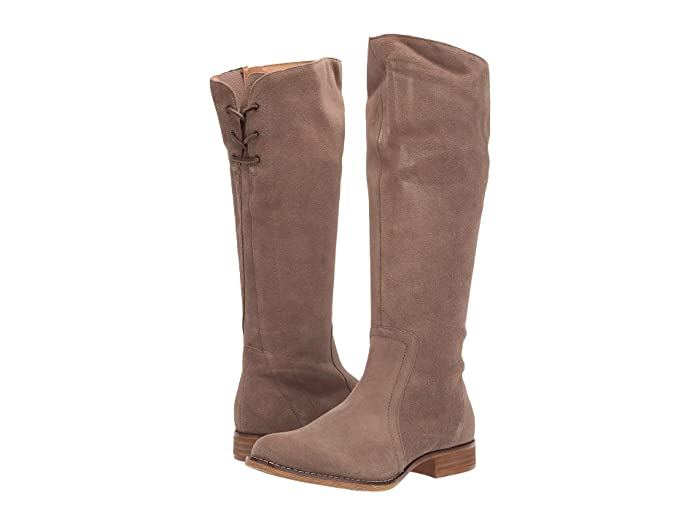 Alameda  Shoes (Taupe Suede) Women's Boots