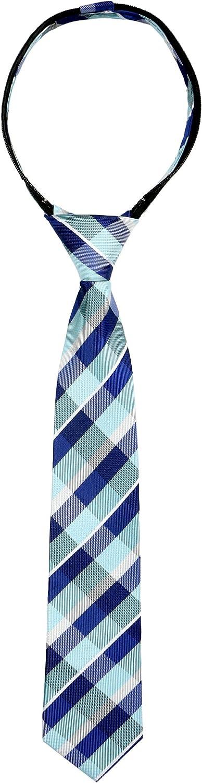 Spring Seasonal Wrap Introduction Notion depot Boys' Pre-tied Zipper Tie Woven