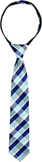 Spring Notion Boys' Pre-tied Woven Zipper Tie
