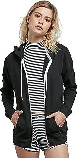 Women's Junior's Lil Zip Up Hoody Fleece Sweatshirt