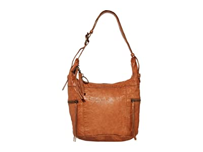 FRYE AND CO. Jolie Hobo (Cognac) Hobo Handbags