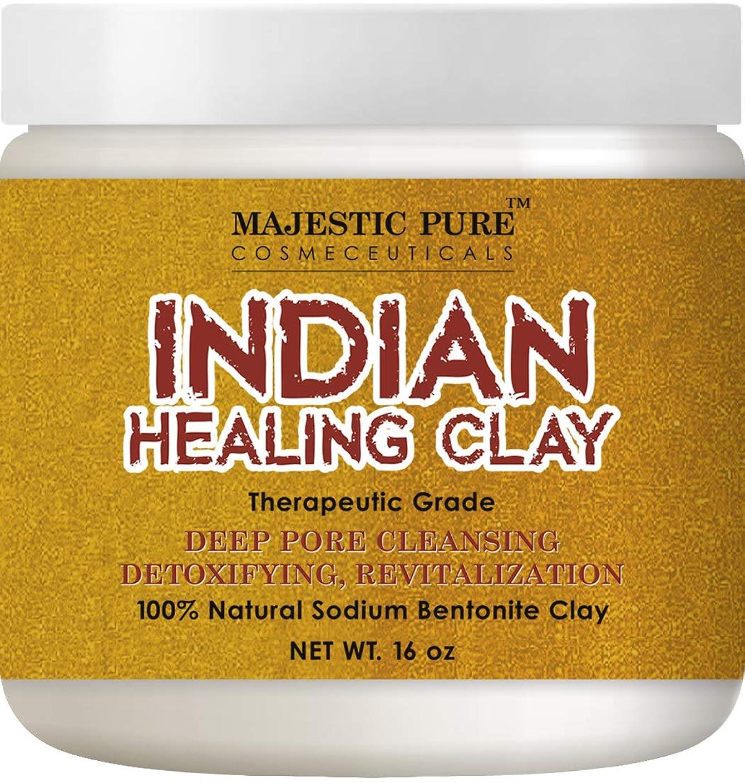ジャニスハード関数Indian Healing Clay 16 oz インディアンヒーリングクレイ