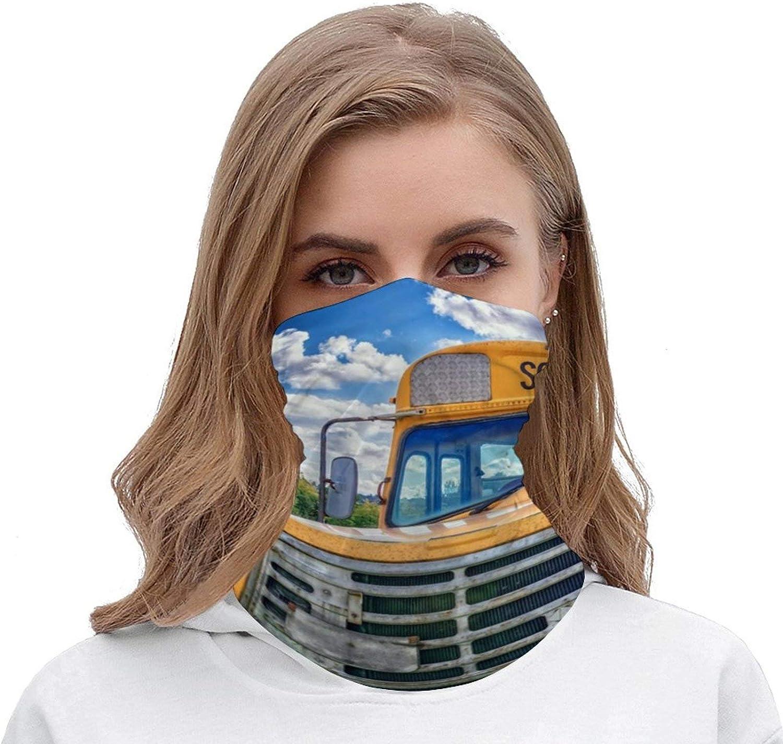 Bus Many popular brands Al sold out. School America USA Children Elastic Headband Bandanas Se