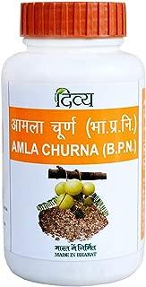 Patanjali Divya Amla Churna Natural - 100 GMS (Pack of 2)