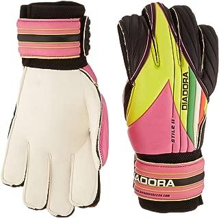 Diadora Soccer 861013-8718 Stile II Junior Goal Keeper Gloves