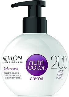 Revlon Professional NUTRI Color Crema para retoques, 270ml
