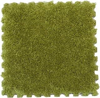 MAHFEI Foam Interlocking Floor Mats Child Crawling Villus Bedroom Keep Warm Soft Impact Resistance Polyester, 7 Colors Fre...