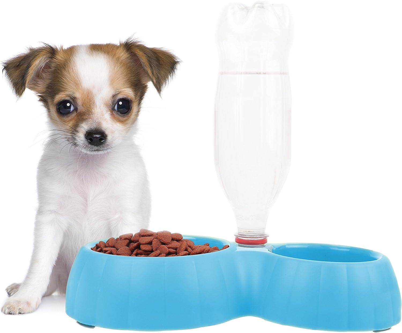Pet Food Bowls 2021 - Dog C Cat Bowl Dispenser Water Many popular brands