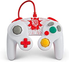 Control alámbrico PowerA para Nintendo Switch – Blanco