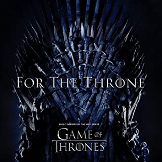 'For The Throne (Music Inspired by the HBO Series Game Of Thrones)' compilation