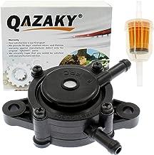 QAZAKY Fuel Pump Replacement for Cub Cadet 1170 1180 1212 1440 1535 1541 1641 1860 1861 1862 1882 2082 2160 2164 2165 48 GT1554VT LT1018 LT2180 LTX1050VT LZ-48 M48-HN M54-HN RZT22 RZT50 RZT50VT B&S