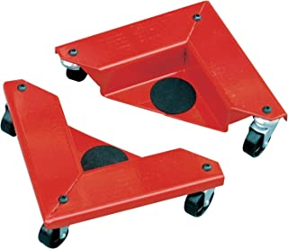 Hu-Lift AR150 Desk and Cabinet Corner Mover Dolly, 1320 Lb Capacity/4 Pieces, 10.5