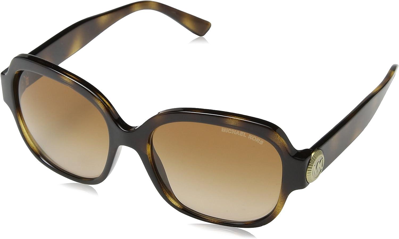 Michael discount Kors SUZ Luxury goods MK2055 Sunglasses - 328513-56 Dark Tortoise Fra