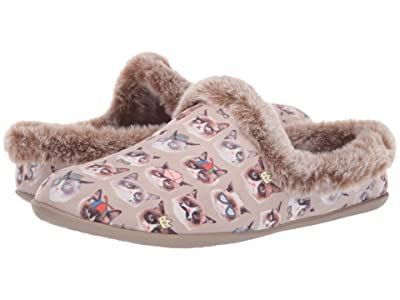 BOBS from SKECHERS Beach Bonfire (Taupe/Multi) Women