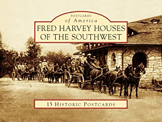 Fred Harvey Houses of the Southwest (Postcards of America)