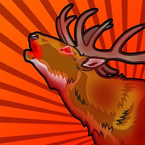 ciervos sangre cazador carnívoro: la presa lucha por venganza - edición gratuita