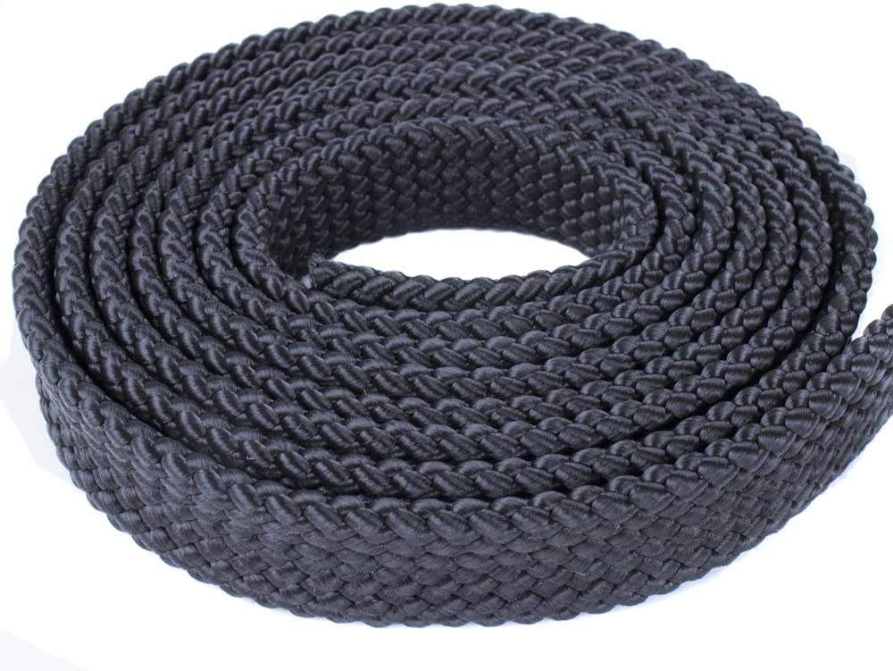West Coast Paracord Inventory Selling and selling cleanup selling sale 1 Inch MFP Braid Hollow PolyPro Flat Soft -