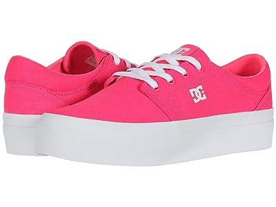 DC Trase Platform TX (Hot Pink 2) Women