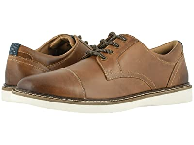 Nunn Bush Ridgetop Cap Toe Oxford (Tan Multi) Men
