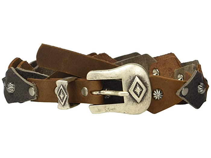 Leatherock Brady Belt (Tobacco) Women