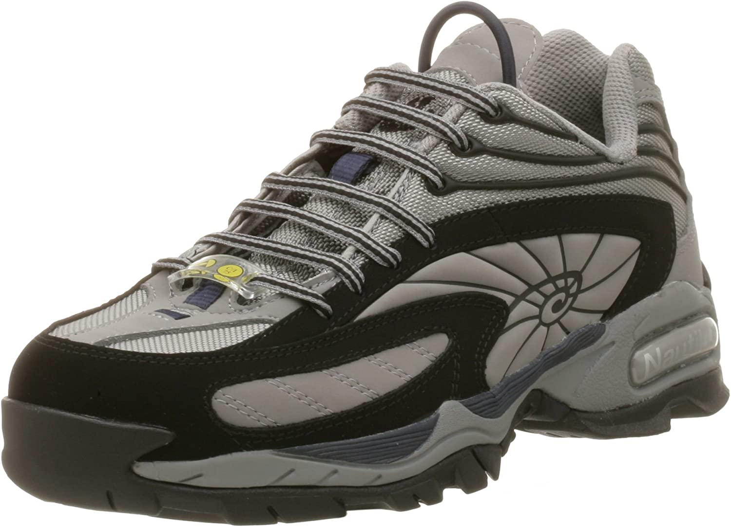 Nautilus Safety Footwear N1320 Men's ESD Safety Toe Athletic Work Shoes, 10.5 W