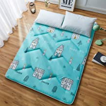 Tatami Mattress, Futon Beds, Soft Comfortable Mattress Portable Mattress for Daily Use Bedroom Furniture Mattress Dormitor...