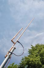 WALLER PAA Authentic J-Pole Base Antenna 2 Meter Dual Band Amateur ham Radio Scanner