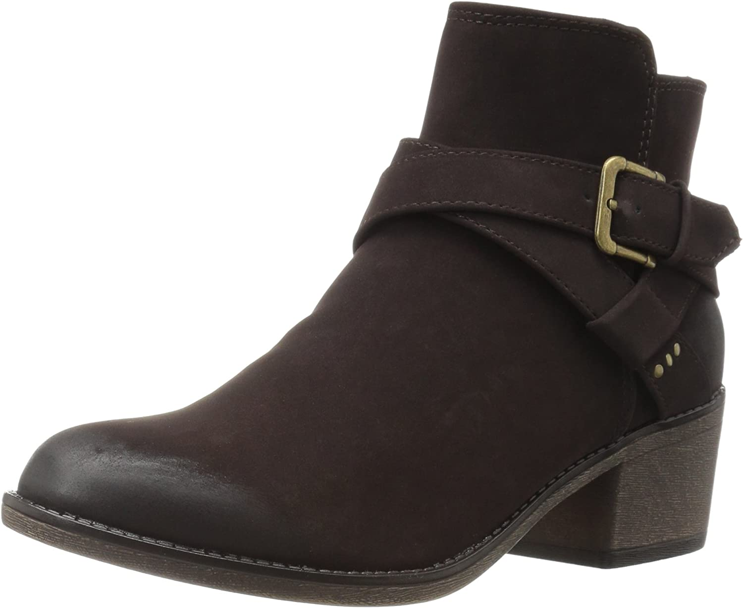 White Mountain Womens Yandra Ankle Bootie