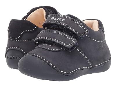 Geox Kids Jr Tutim 21 (Infant/Toddler) (Medium Blue) Boys Shoes