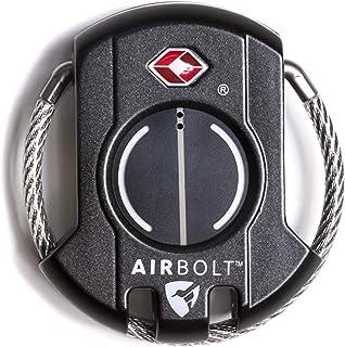 AirBolt 101-ABTRV-GREY Smart Luggage Lock, Cape Cod Grey