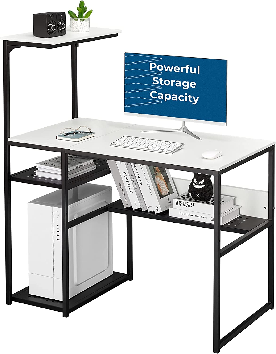MASACORO Computer Student School Writing Max 49% OFF inch Desk 40 Home Discount mail order Work