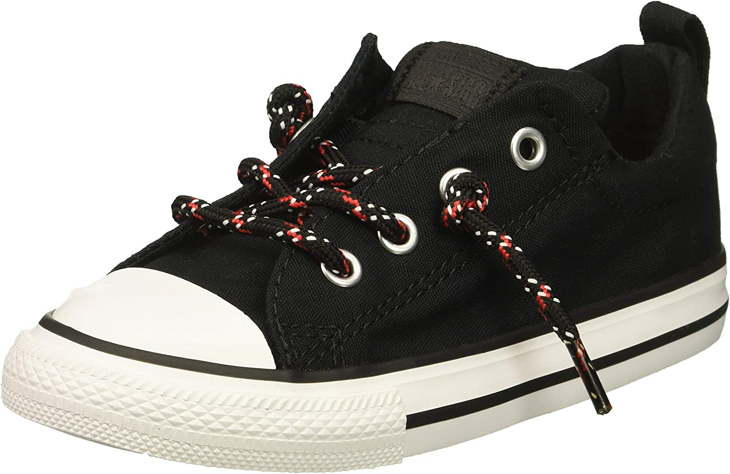 Converse Unisex-Child Chuck Taylor All Star Street Slip Low on Attention brand price T