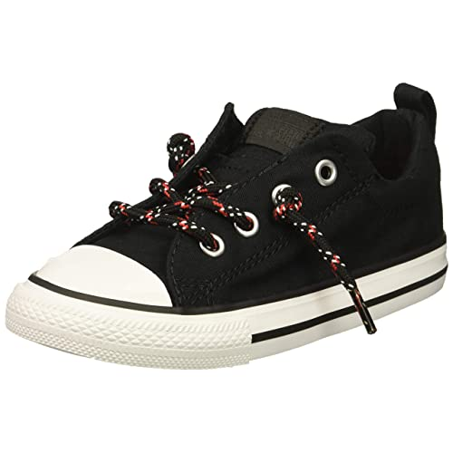 38c70d320 Converse Kids' Chuck Taylor All Star Street Slip on Low Top Sneaker