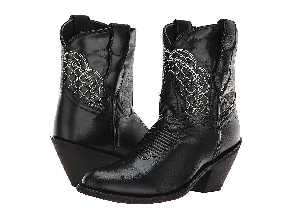 Laredo Della (Black) Cowboy Boots