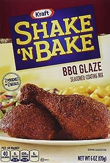 Kraft Shake N Bake Coating Mix, Bbq Glaze, 6 oz