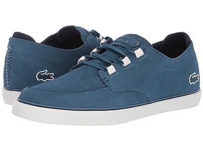 Lacoste Esparre Deck 219 1 CMA (Blue/Navy) Men