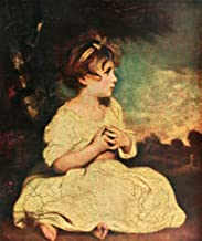 Reynolds 1913 The Age of Innocence Poster Print by Joshua Reynolds (24 x 36)