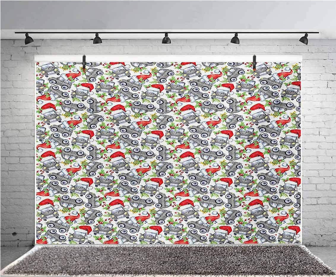 Southwestern 10x6.5 FT Vinyl Photo Backdrops,Native Pattern Inspired by Caveman Drawings Prehistoric Art and Culture Background for Child Baby Shower Photo Studio Prop Photobooth Photoshoot
