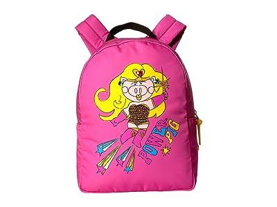Dolce & Gabbana Kids DG Backpack (Multi) Backpack Bags