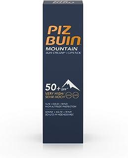 Piz Buin Mountain Suncream + Lipstick SPF 50-22,3 ml