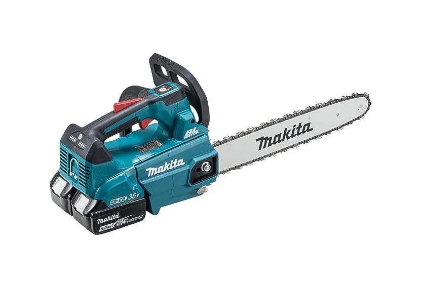 ラバ落胆する重量マキタ(Makita) 350ミリ充電式チェーンソー MUC356DGF