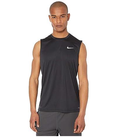 Nike Essential Sleeveless Hydroguard (Black) Men