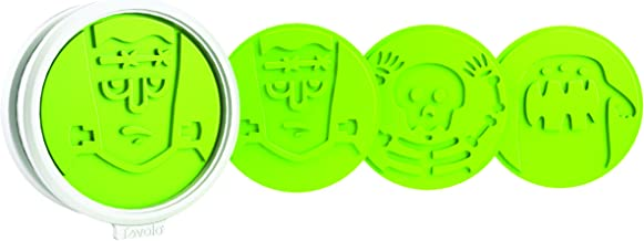 Tovolo Spooky Monster Cookie Cutters - Set of 6