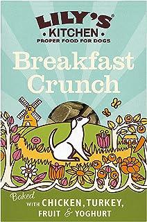 Lilys Kitchen Pienso Completo Desayuno Crujiente para Perros Adultos (1 x 800g)