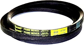 HBD/Thermoid B69 Prime Mover Belt, Rubber