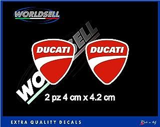 tanque de la motocicleta y la protecci/ón de la pintura universal Motoking tanque pad compatible ETIQUETAS 3D-ETIQUETA  Ducati Leyendas Top Ali Casey Stoner