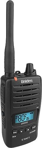 Uniden UH850S - 5 Watt UHF Waterproof CB Handheld Radio