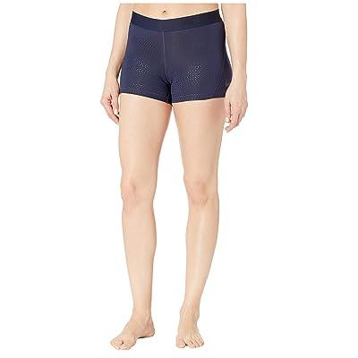 Nike Pro 3 Metallic Dots Shorts (Obsidian/Black) Women