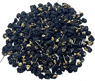 Black Goji Berry Tea Dried Chinense Ningxia Black Wolfberry Herbal Tea 4.32oz/ 120g